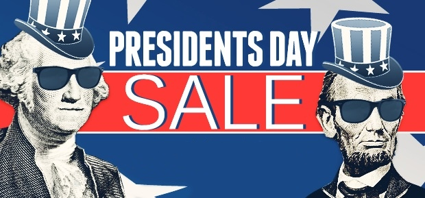 President Day Sale