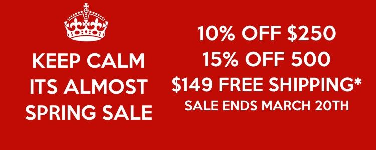 Keep Calm Retail